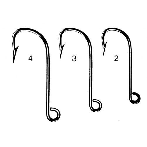 Mustad hooks for fishing - Buy online at Daconet com